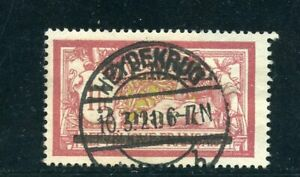 Memel-Nr-28y-II-gestempelt-geprueft-mit-Befund-Huylmans-BPP-B0229