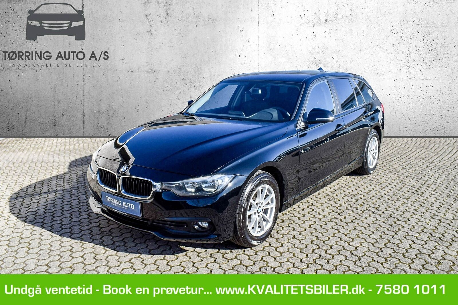 BMW 318d 2,0 Touring 5d - 179.900 kr.