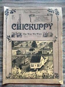 CHICKUPPY-MAGAZINE-CHICOPEE-MA-RICHARD-DOYLE-IDA-AMELIA-SMITH-APRIL-1982