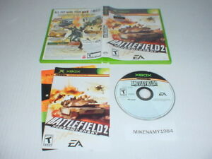 BATTLEFIELD 2: MODERN COMBAT game complete in case w/ Manual - Microsoft XBOX