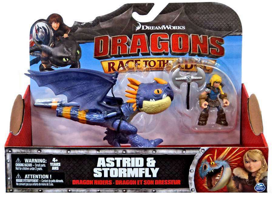 DRAGON RACE TO THE ASTRID AND STORMFLY DEFENDERS EDGE para entrenar DRAGON jinetes HOW
