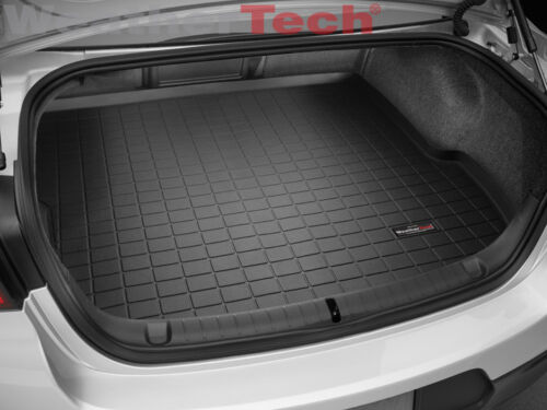 WeatherTech Cargo Liner Trunk Mat for Chevrolet SS Black 2014-2017