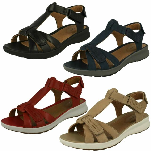 Roza Jaida Clarks Ladies Sandal E Fit