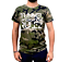 Tunnel-Shirt-034-UNDERGROUND-RULEZ-034-Camouflage-Boys-Groesse-S Indexbild 1