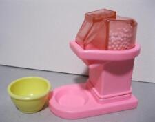 Mattel 1990s~Barbie Dream house Action Accent Wind Up MAGIC MOVES POPCORN POPPER