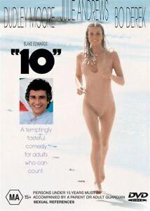 10-DVD-Ten-Bo-Derek-Dudley-Moore-Julie-Andrews-1980-R4-AUS
