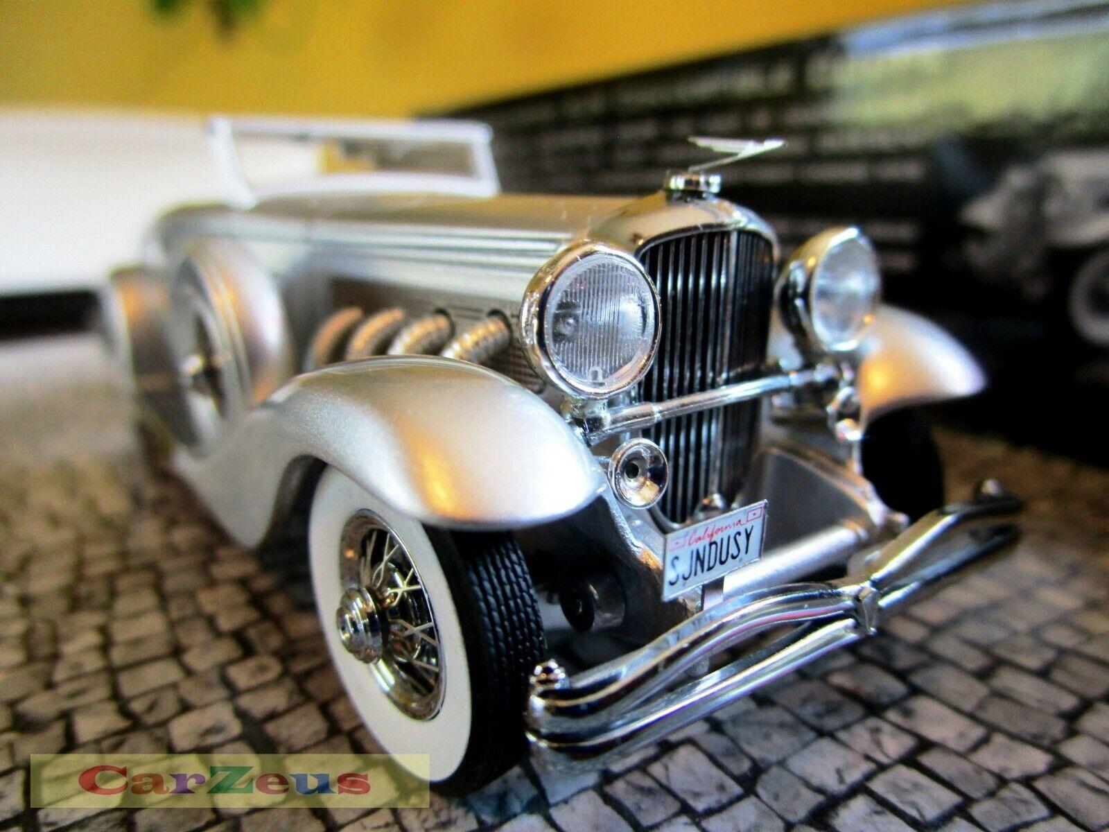 all'ingrosso a buon mercato 1 43 Minichamps, 1936 Duesenberg SJN Converdeible Coupe, primero classe classe classe Collection  tutto in alta qualità e prezzo basso