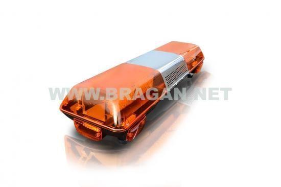 12  Volt LED Flashing Strobe Light Bar Beacon Van Truck 4x4 1.2 Meter