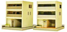 Tomytec (Building 080-2) House D2 (Steel-Frame House) 1/150 N scale