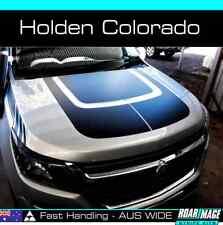 2012-2016 Holden Colorado bonnet stripes decals stickers decal  RG LTZ Z71