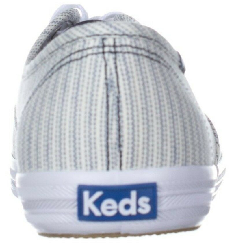 Keds Railroad Railroad Railroad Stripe Light Blau Fashion Turnschuhe  Sz 6 EU 36 c92821