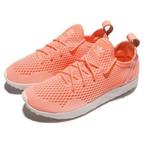 ADIDAS ZX FLUX ADV VIRTUE EM WOMENS TRAINER UK SIZES SUNGLOW