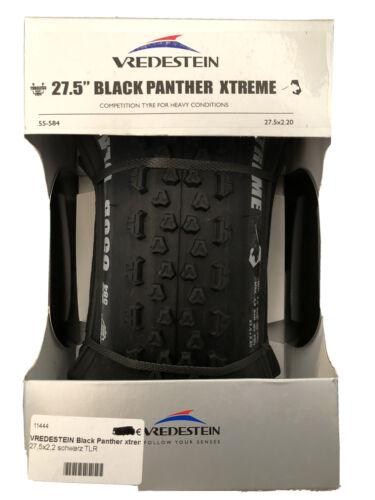 27,5 X 2.20 Vredestein Black Panther Xtreme MTB Faltreifen 55-584