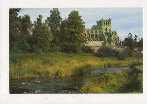 The-Abbey-Jedburgh-1965-Postcard-496a