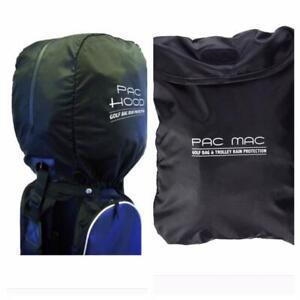 The-Golfers-Club-Pac-Mac-Rain-Cover-or-Golf-Bag-Hood
