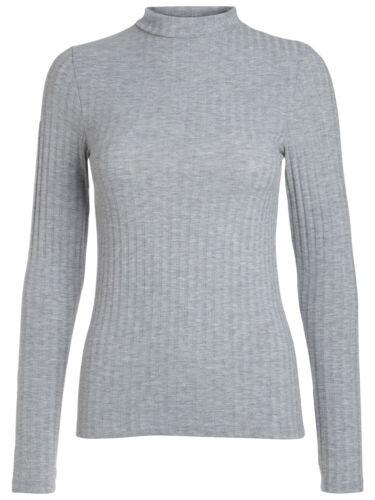 Pieces Damen Pullover XS S M L XL Strick langarm Turtleneck Pulli Rollkragen NEU