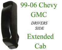 99 06 Left Extended Cab Corner Trucks Chevy Gmc 1.2mm Thick Silverado 901-55l