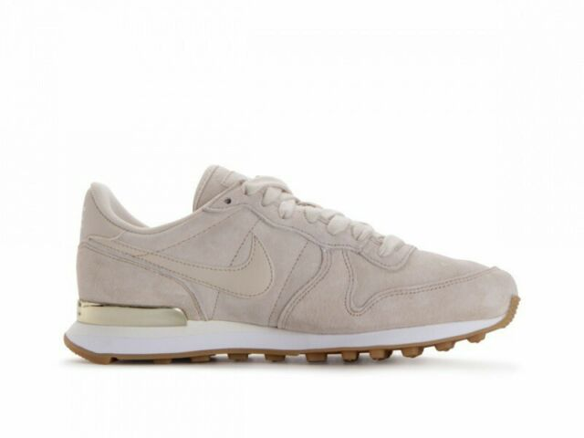 clearance prices available huge inventory Wmns Nike Internationalist SD UK 6.5 EUR 40.5 New Oatmeal White 919925 100