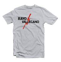 Rayo Vallecano Basic Logo Tee