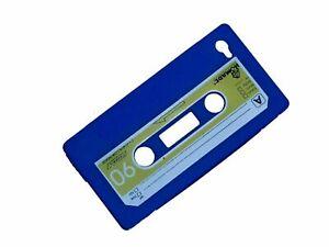 Housse Protectrice Portable Design Rétro Cassette Pour Apple IPHONE 4/4s Top