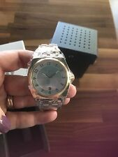 New Nixon A325 1044 The Monopoly Rose Gold Date Ladies Stainless Steel Watch
