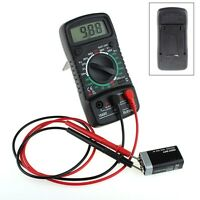 Neu Digital XL-830L LCD Multimeter Voltmeter Ammeter AC/DC/OHM Measurer Tester