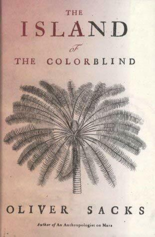 Island of the Colorblind by Sacks -ExLibrary