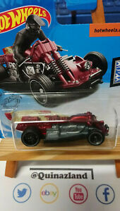 NP19 Hot Wheels Power Rocket 2020-048