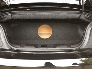 Image Is Loading For A 2017 Mustang Convertible Custom Sub Box