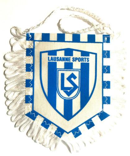 FC Lausanne Sport Wimpel Fussball Football 10x8cm Pennant Schweiz #908B