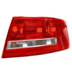 Feu-Arriere-pour-Audi-A6-S6-Quattro-2005-2008-No-Ampoules-Rouge-Droit-Clignotant