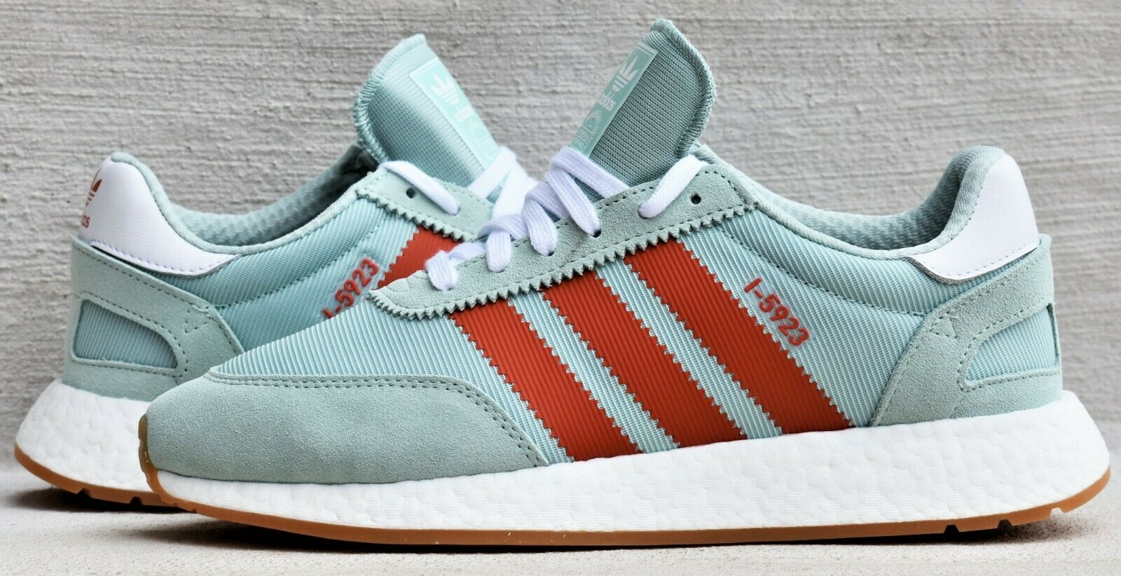 afa2742b5 New Adidas Originals Iniki Men s Boost shoes Ash Green Amber I-5923  Lifestyle nsklpg4377-Athletic Shoes