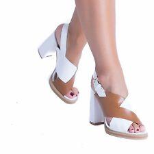 106769f0cb4 item 8 Women s Casual Block Heel Mule Platform Ladies Cross Over Strap  Sandals Shoes - Women s Casual Block Heel Mule Platform Ladies Cross Over  Strap ...