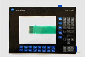 NEW Allen-Bradley Panelview 1000e 2711E-K10C15 Membrane Keypad 1000E #H336 YD