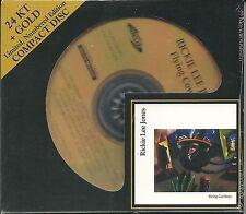 Jones, Rickie Lee  Flying Cowboys 24 Karat Gold CD Audio Fidelity NEU OVP Sealed