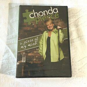 Chonda-Pierce-A-Piece-of-My-Mind-DVD-2006-BRAND-NEW-FACTORY-SEALED