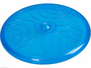 Flash 'n' FRISBEE (20 cm) Lampeggiante Multi Colore LED'S IN Self Heal TPR  </span>