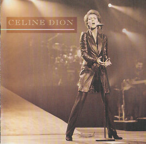 Celine-Dion-CD-Live-A-Paris-Europe-EX-EX