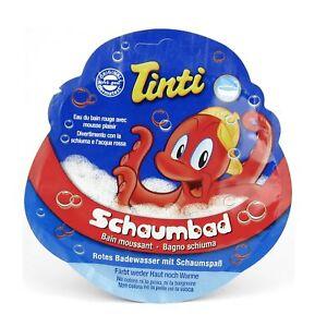 Badesalze Tinti Schaumbad Rot 20 Ml Badezubehör 6,95/100ml