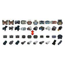 Pluggen injectoren adapter - Bosch EV1+EV6/Nippon Denso/Honda/Toyota/Delphi/Daim