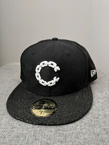 New-era-59fifty-7-1-4-Crooks-And-Castles-Snapback-Hat