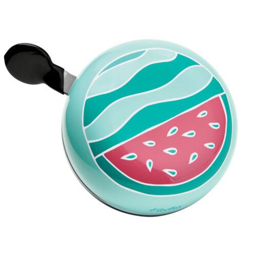 Electra watermelon ding dong timbre XXL campana abrazadera sandía nuevo