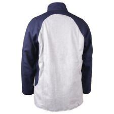 Black Stallion Navygray Stretch Back Fr Cotton Welding Jacket Med Jf1625 Ng