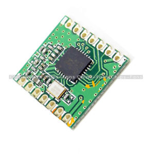 RFM69CW-HopeRF-868Mhz-Wireless-Transceiver-with-RFM12B-compatible-Footprint