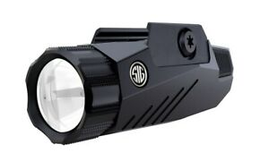 Sig-Sauer-Optics-Foxtrot1-Tactical-White-Light-100-200-300-Lumen-Rail-Mount