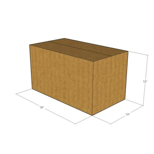New for Moving or Shipping Needs 10-18x10x10 Corrugated Boxes