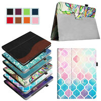 For Apple Ipad 1 1st Generation Tablet Folio Pu Leather Stand Case Cover