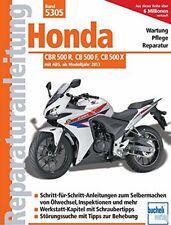 HONDA CBR 500R CB 500F CB 500X AB 2013 REPARATURANLEITUNG 5305 WARTUNG