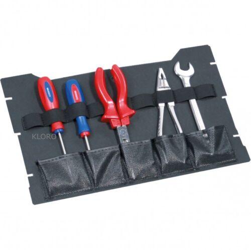 V   Einsatz Werkzeugdeckel   80101014 TANOS systainer® T-Loc I