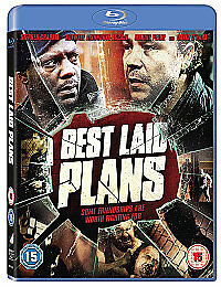 1 of 1 - BEST LAID PLANS (BLU-RAY, 2012) - DISC ONLY - EX RENTAL - VERY GOOD CONDITION